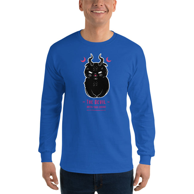 Long Sleeve Unisex Shirt - Kitty Cat Apparel