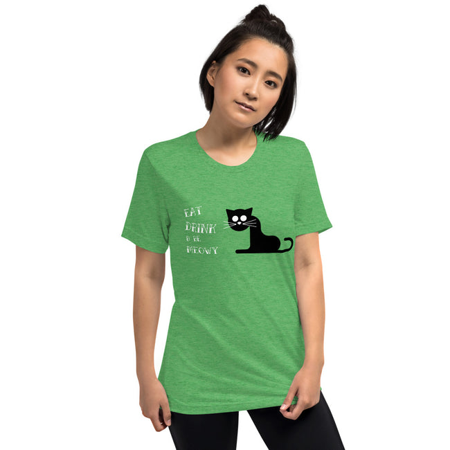Short sleeve t-shirt - Kitty Cat Apparel