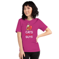 Short-Sleeve Unisex T-Shirt - Kitty Cat Apparel