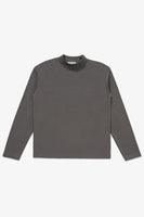 LW L/S Mock Neck