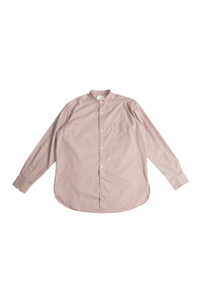 By R AW19 Grandad Collar Shirt