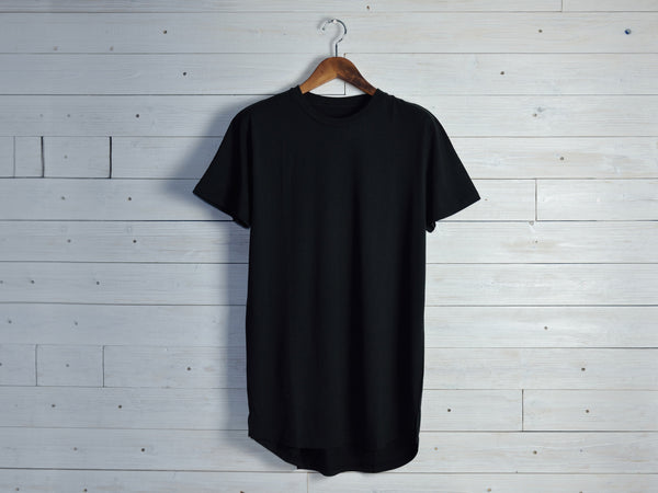 Raider Long Line T-shirt
