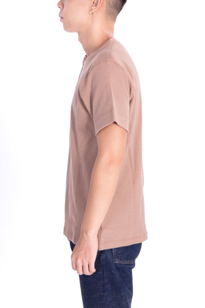 Raider Henley Neck Tee