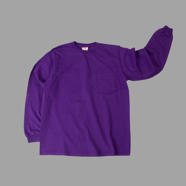 Goodwear Long Sleeve Pocket Tee(Japan Line)