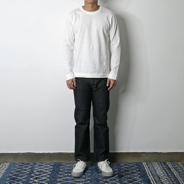 BETTER Mid Weight L/S Crew Neck Tee