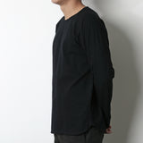 BETTER Round hem L/S T-Shirt