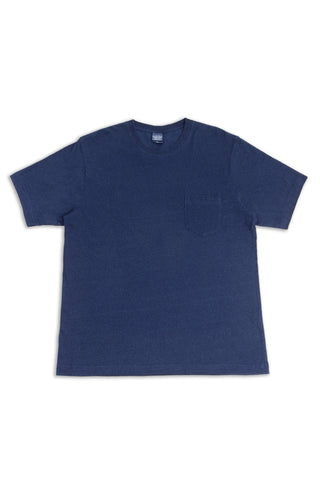 UA Indigo Pocket Tee