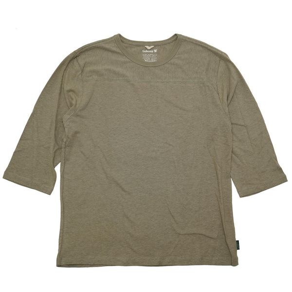 Go Hemp Basic Football Tee