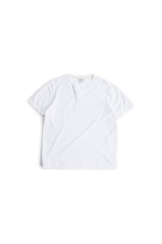 Walla Walla Sports Pique Split Neck Tee