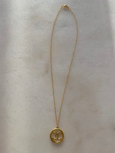 Clara Necklace Gold