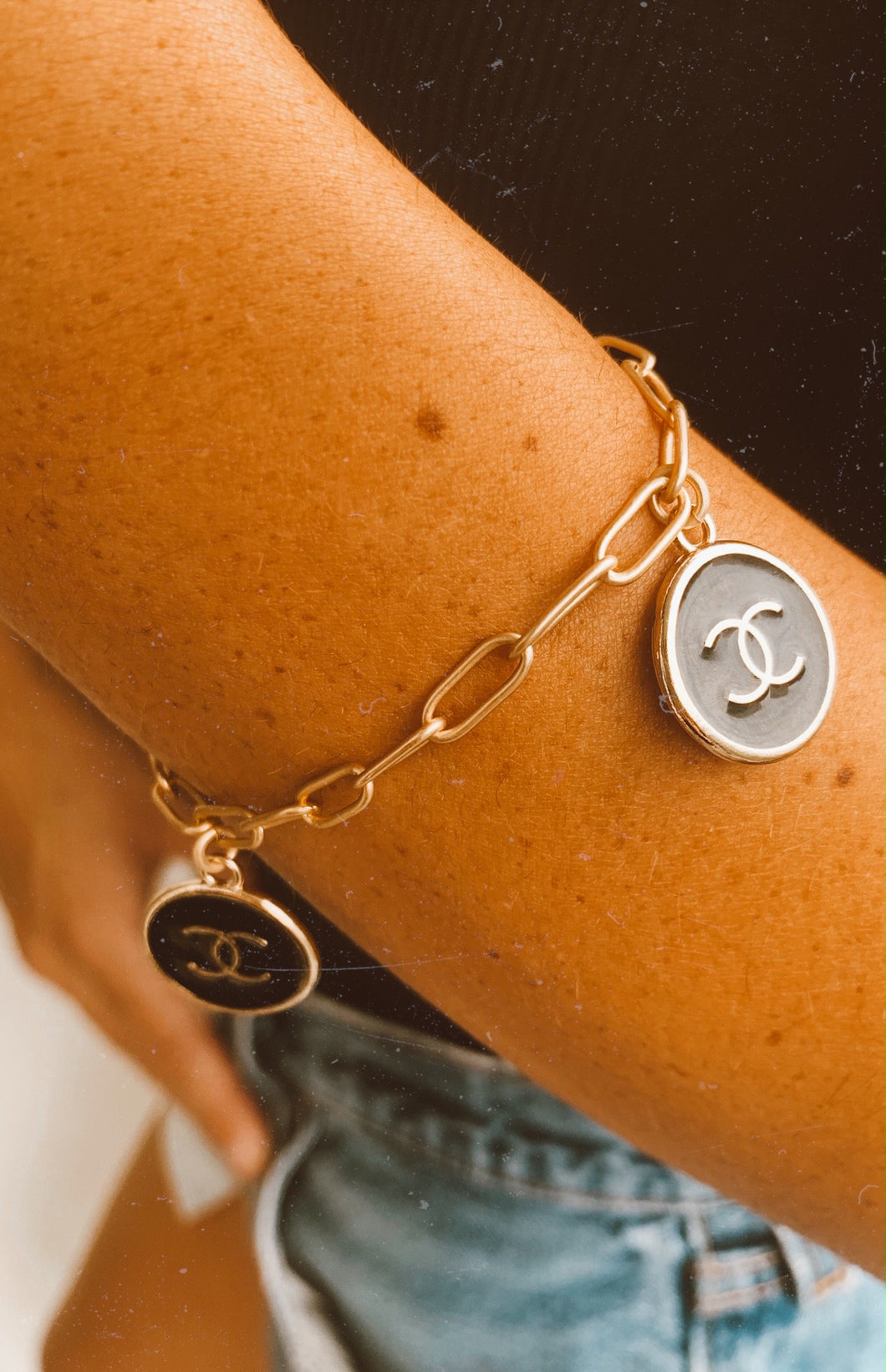 Courtney Charm Bracelet