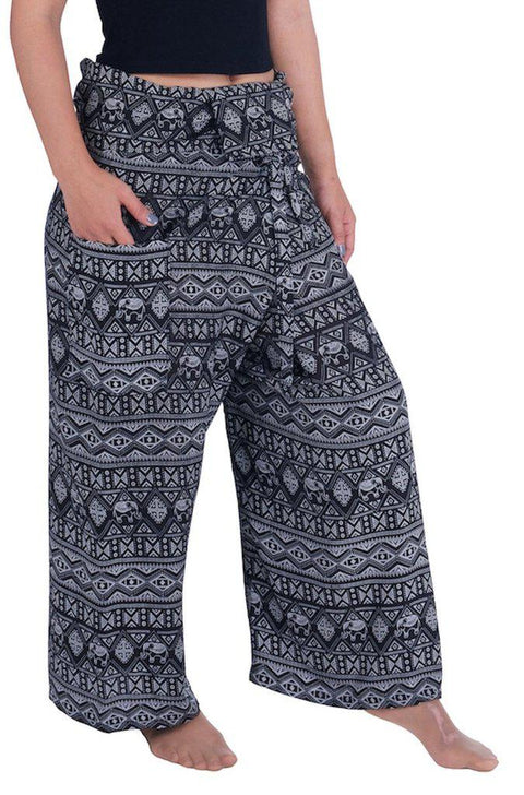 Elephant Pants Fisherman Design-Fisherman-Lannaclothesdesign Shop-Lannaclothesdesign Shop