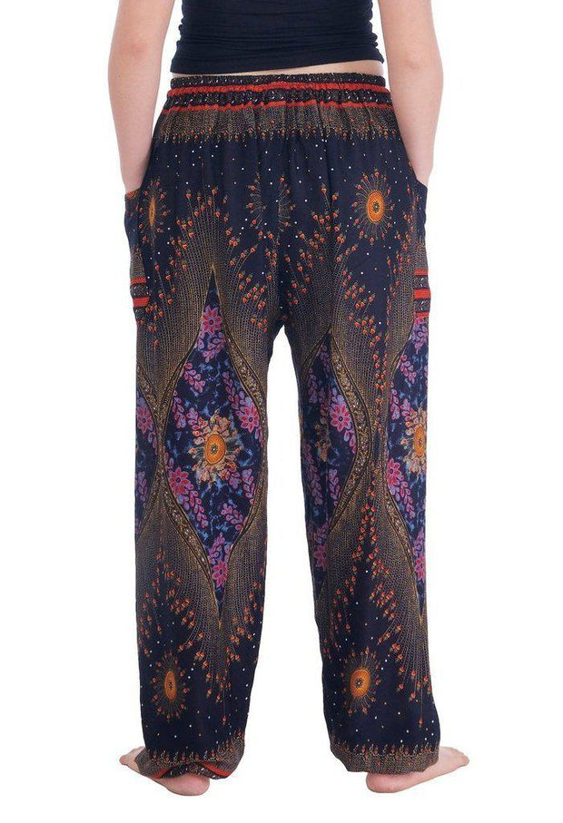 Flowy Drawstring Pants-Drawstring-Lannaclothesdesign Shop-Lannaclothesdesign Shop
