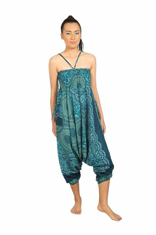 Harem Jumpsuit Pants-Harem Jumpsuit-Lannaclothesdesign Shop-Lannaclothesdesign Shop