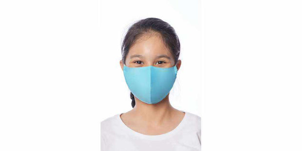 Kids Mouth Cover Face Mask Cotton Mask with Filter Pocket Toddlers-Face Mask-Lannaclothesdesign Shop