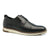 Men`s Casual Shoes Full Grain Leather Stinger - Black