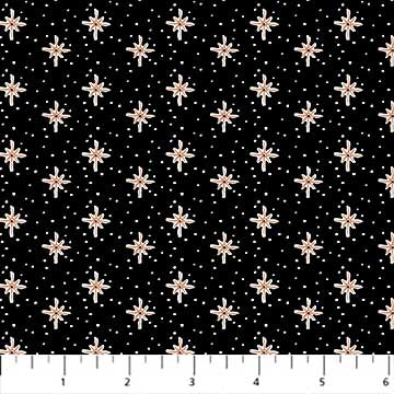 FIGO Desert Wilderness Stars Black