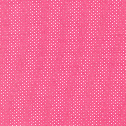 Sevenberry Petite Basics Polka Dots Hot Pink