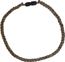 Load image into Gallery viewer, Camo Brown Triple Triad Team Color Necklace