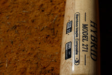 Load image into Gallery viewer, Maple-Hybrid 100-Day Warranty Baseball Bat for 243 and 271