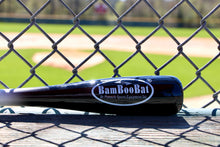 "Load image into Gallery viewer, Black Baseball Softball 18"" One Hand Training Bat"