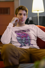 Load image into Gallery viewer, Pialrio, The Mysterious One - Men's Long Sleeve Tee - Francium Co.