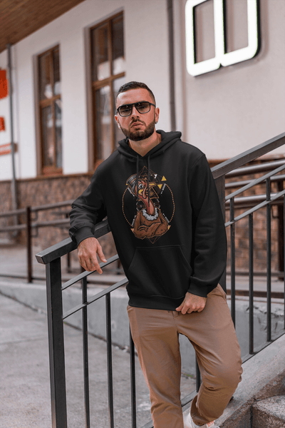 Sir Turk. E Lee - Men's Premium Hoodie - Francium Co.