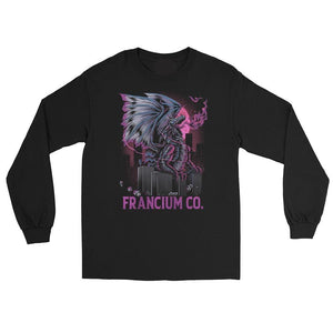 The Legendary Dragon - Women's Long Sleeve Tee - Francium Co.