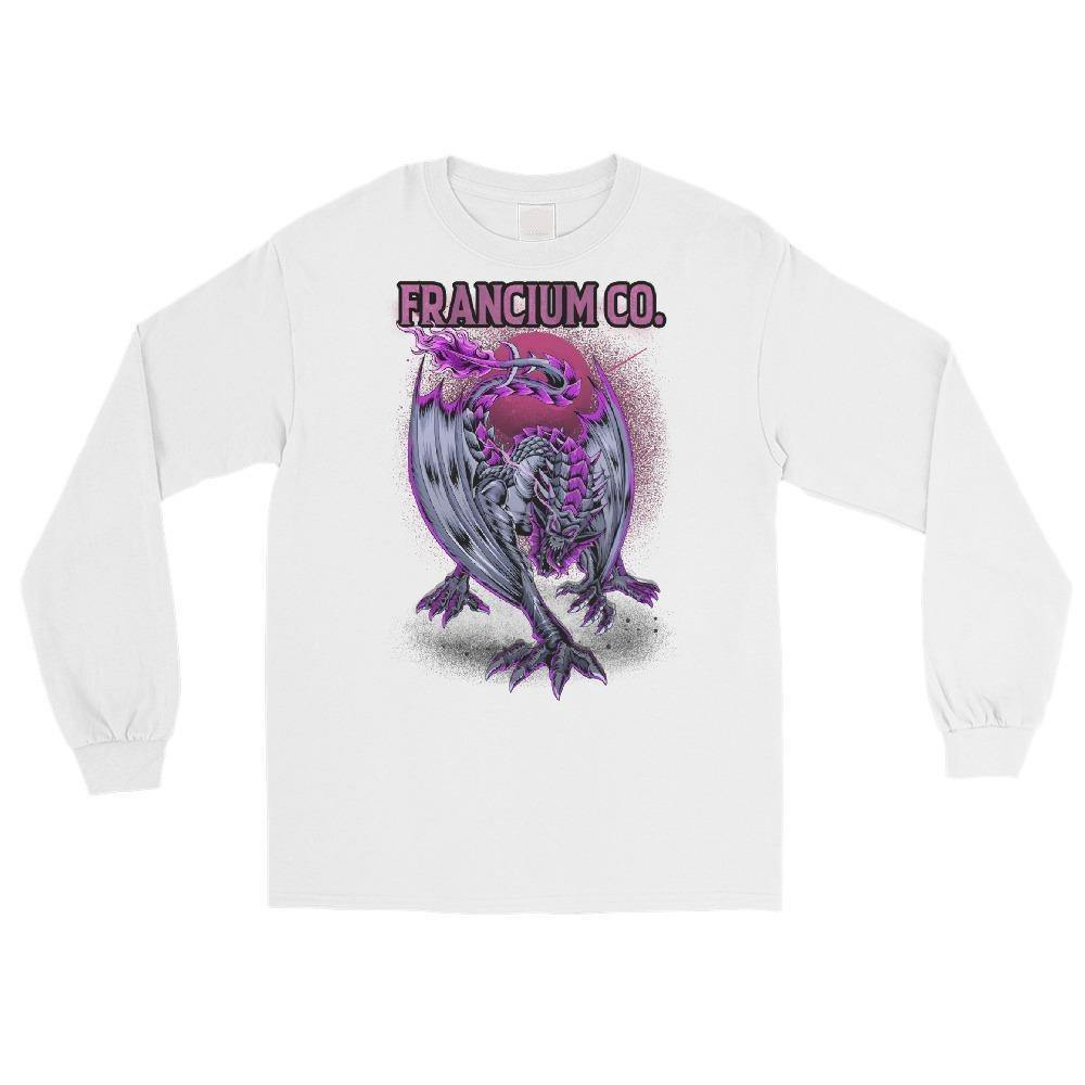 Pialrio, The Mysterious One - Men's Long Sleeve Tee - Francium Co.