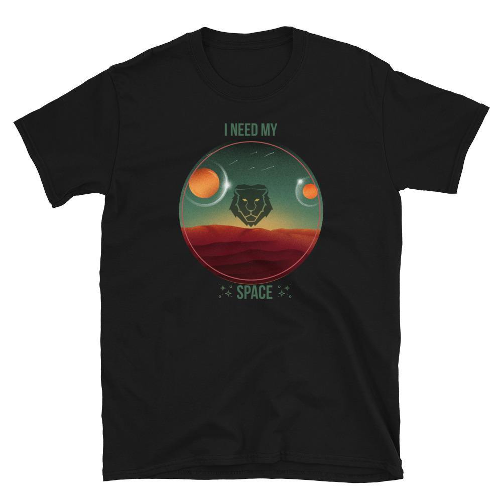 I Need My Space Women's Premium T-shirt - Francium Co.