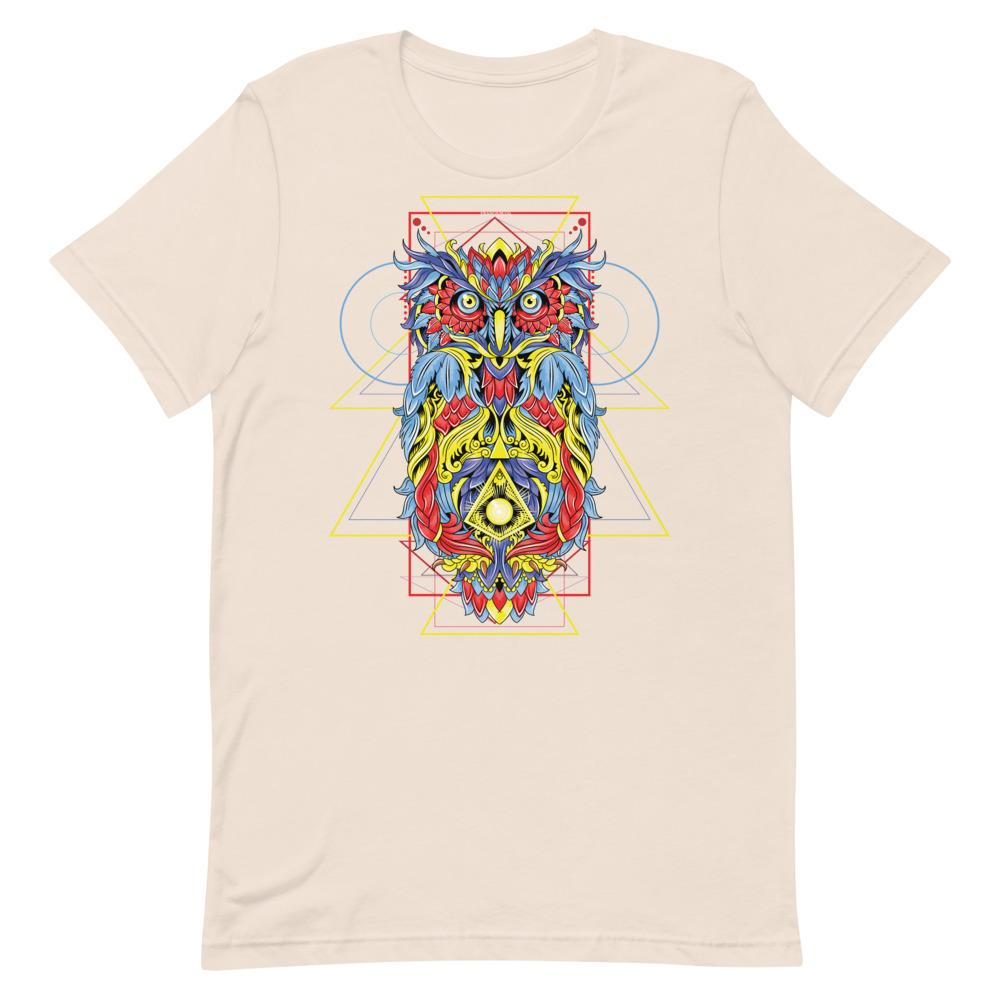 Owly- Men's T-Shirt - Francium Co.