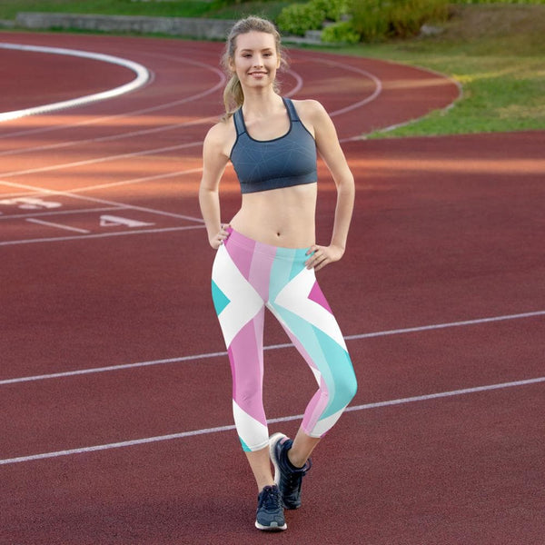 Capri Leggings - Francium Co.