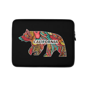 California Love Laptop Case - Francium Co.