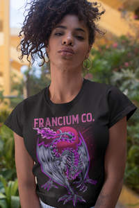 Pialrio, The Mysterious One - Women's T-shirt - Francium Co.