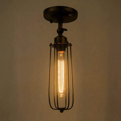 Lampe Steampunk <br> Applique Murale
