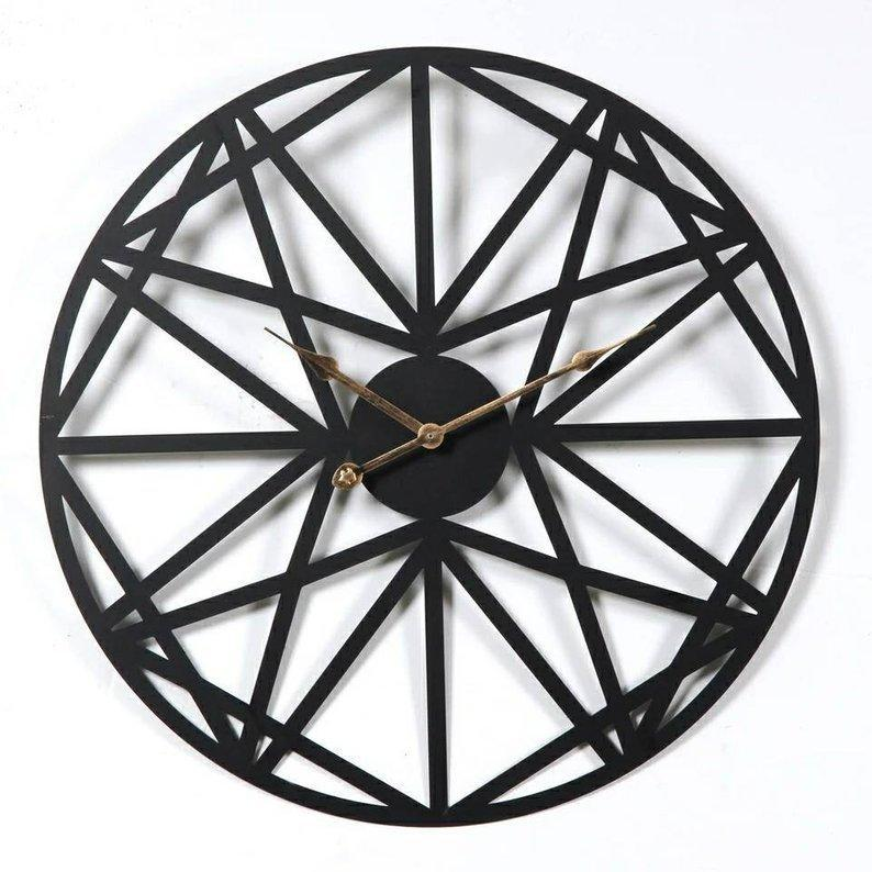 Horloge Steampunk <br> Carrington