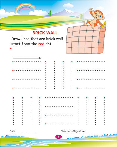 DIVISHA ENGLISH PATTERN WRITING BOOK PART   B