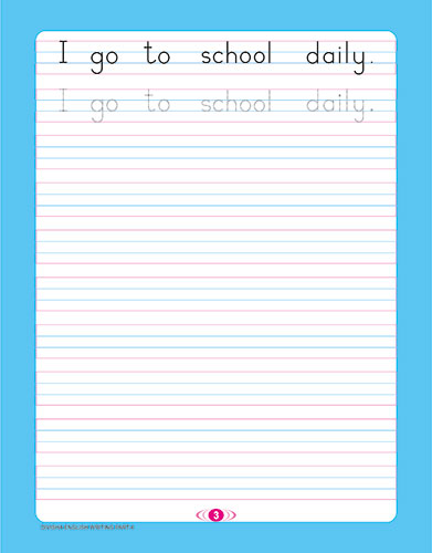 DIVISHA ENGLISH HANDWRITING BOOK   4