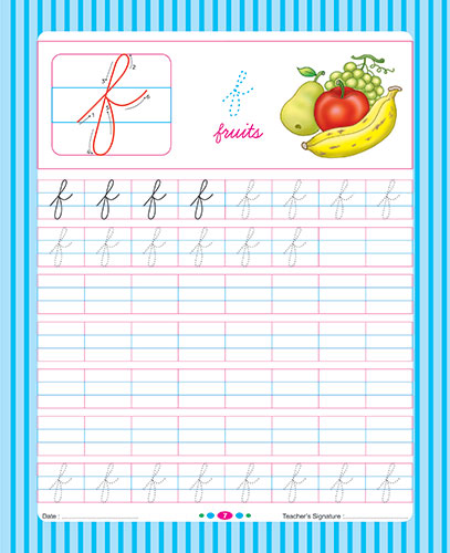 LETS LEARN CURSIVE WRITING PART 2 (SMALL LETTERS)