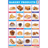 BAKERY PRODUCTS SIZE 24 X 36 CMS CHART NO. 108 - Indian Book Depot (Map House)