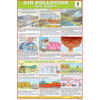 AIR POLLUTION SIZE 24 X 36 CMS CHART NO. 211 - Indian Book Depot (Map House)