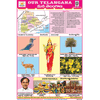 OUR TELANGANA SIZE 24 X 36 CMS CHART NO. 274 - Indian Book Depot (Map House)