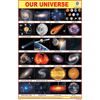 OUR UNIVERSE SIZE 24 X 36 CMS CHART NO. 293 - Indian Book Depot (Map House)