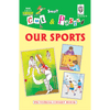 Cut and paste book of OUR SPORTS - Indian Book Depot (Map House)