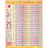 COUNTING (BENGALI) CHART SIZE 45 X 57 CMS - Indian Book Depot (Map House)