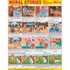 MORAL STOIRES PART   4 CHART SIZE 45 X 57 CMS - Indian Book Depot (Map House)