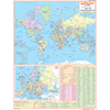 WORLD POLITICAL (GUJARATI) SIZE 45 X 57 CMS - Indian Book Depot (Map House)