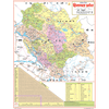HIMACHAL PRADESH (HINDI) SIZE 45 X 57 CMS - Indian Book Depot (Map House)