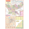 JHARKHAND (HINDI) SIZE 50 X 75 CMS - Indian Book Depot (Map House)