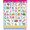 ENGLISH ALPHABET CHART SIZE 55 X 70 CMS - Indian Book Depot (Map House)